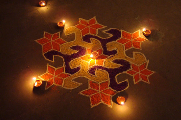 diya-rangoli-for-diwali-02