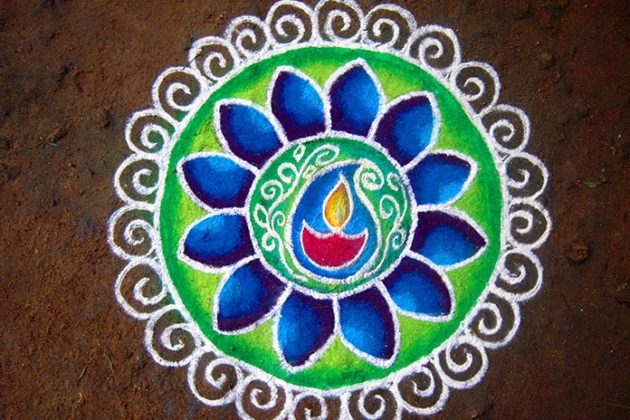 diya-rangoli-for-diwali-05
