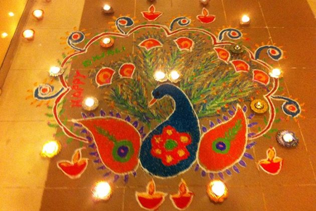 diya-rangoli-for-diwali-11