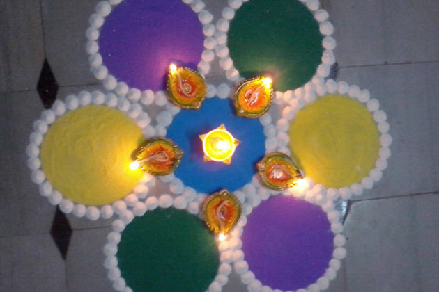 diya-rangoli-for-diwali-15