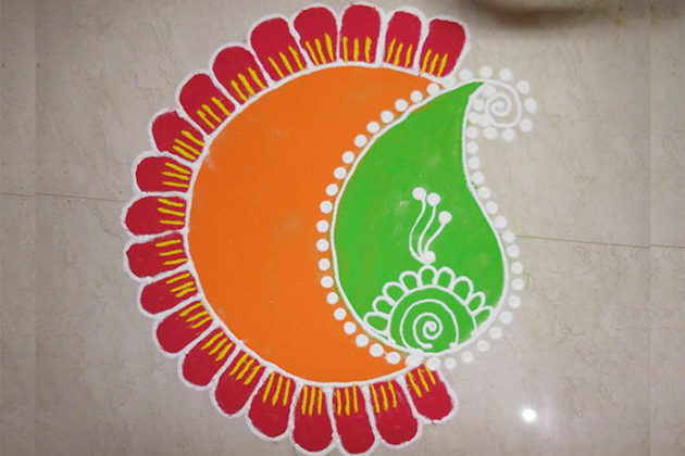 freehand-rangoli-for-diwali-03