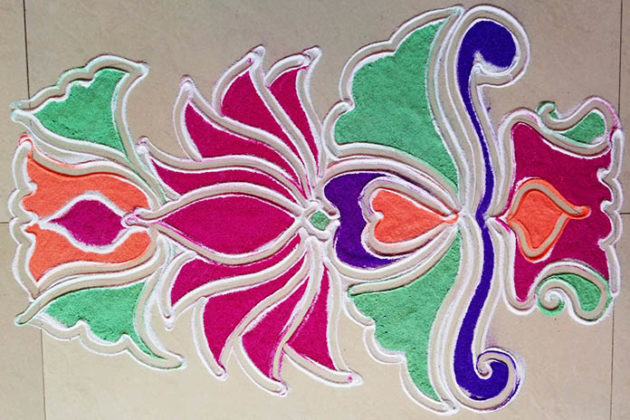 freehand-rangoli-for-diwali-04