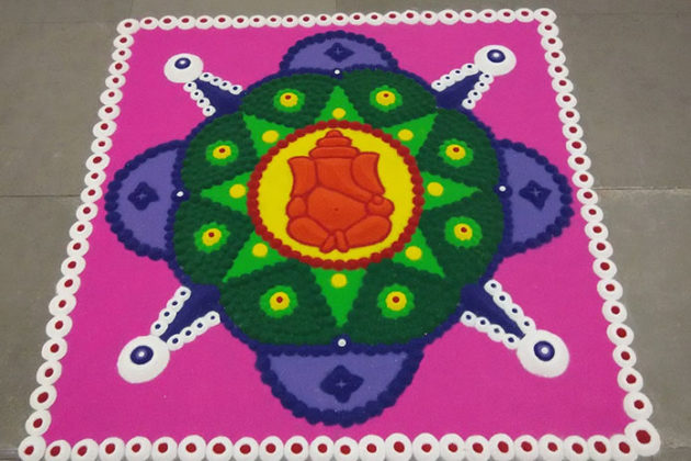 ganesha-rangoli-designs-for-diwali-2