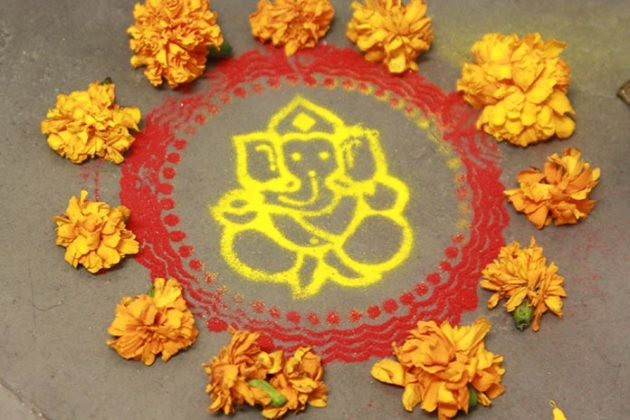ganesha-rangoli-designs-for-diwali-6