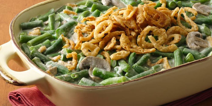 green-bean-casserole thanks giving day food