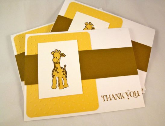 Handmade Thanksgiving Cards 9
