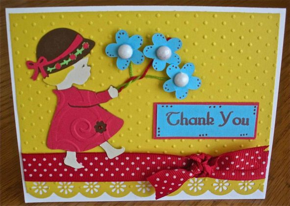 Handmade Thanksgiving Cards 7