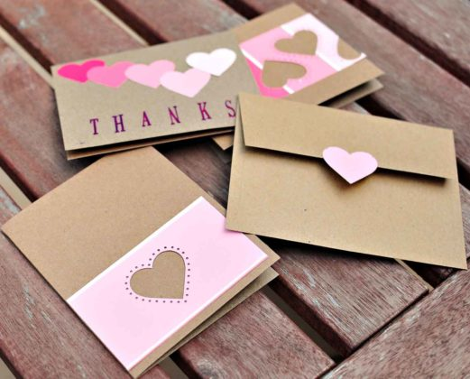 Handmade Thanksgiving Cards 12