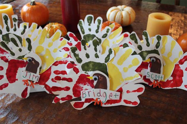 Handmade Thanksgiving Cards 2