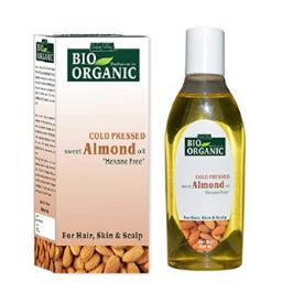 Indus valley almond oil for dark circles