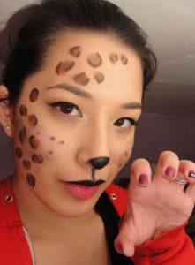 lovely-leopard-makeup-for-halloween