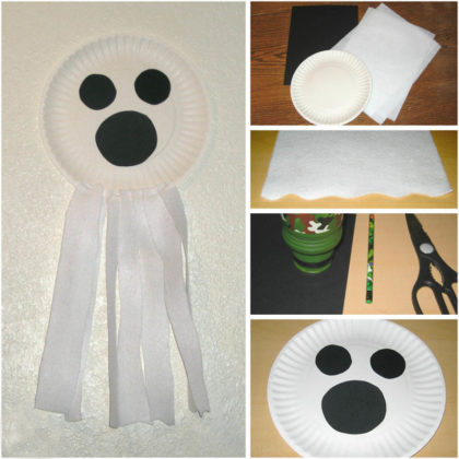 paper-plate-ghost-craft