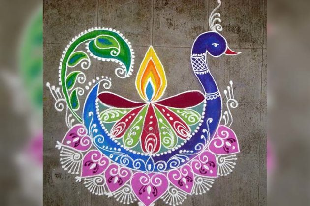 peacock-rangoli-designs-for-diwali-11
