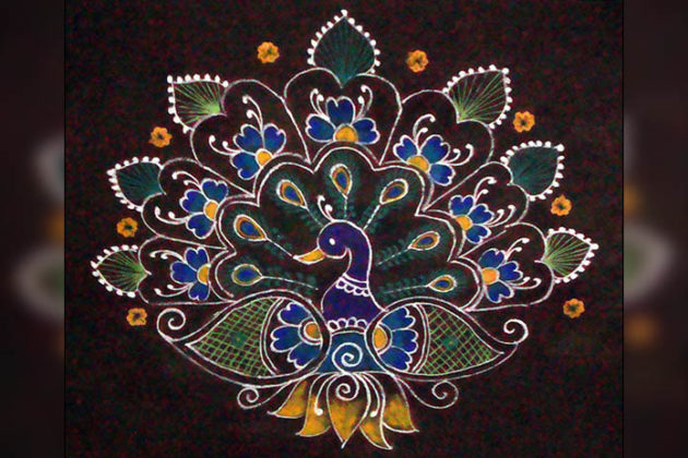 peacock-rangoli-designs-for-diwali-13