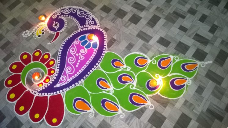peacock-rangoli-designs-for-diwali-21