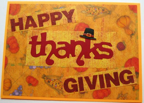 Thanksgiving Cards for Business 8