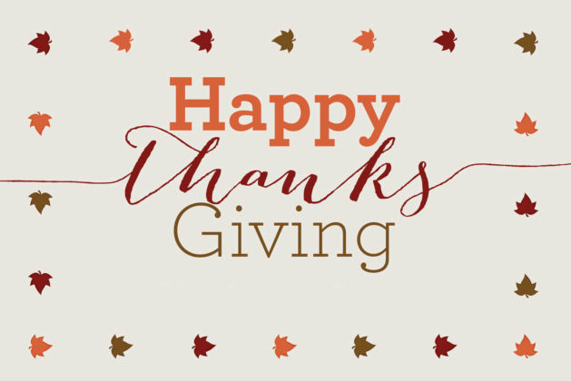 Thanksgiving Cards for Business 7