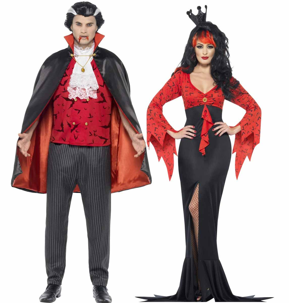 Vampire Couple Halloween Costumes.27 Couple Halloween Costumes For You Your Partner Livinghours