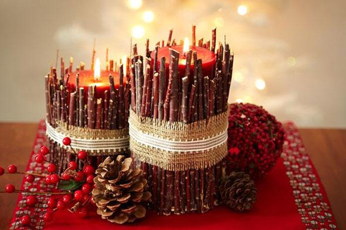 Candle Decoration Part - 44: Living Hours