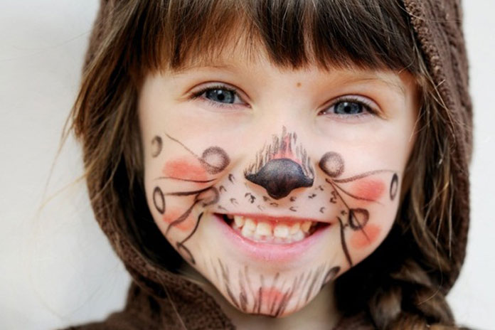 Halloween Makeup Ideas For Kids.Omg Try These Cute Halloween Makeup Ideas Livinghours