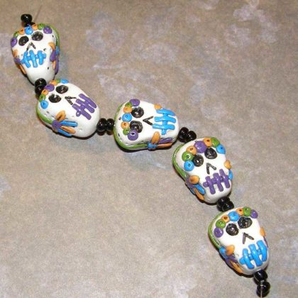 Day of the Dead Jewelry 3