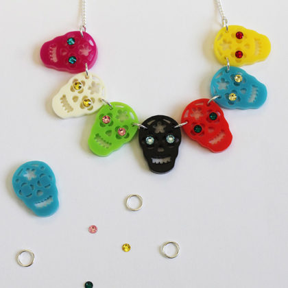 Day of the Dead Jewelry 4