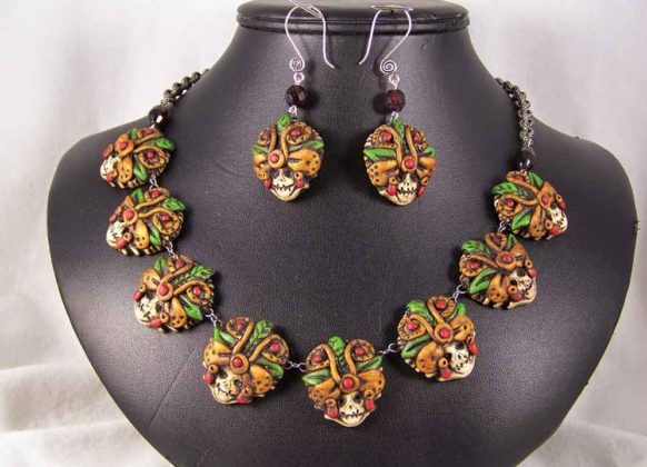 Day of the Dead Jewelry 13