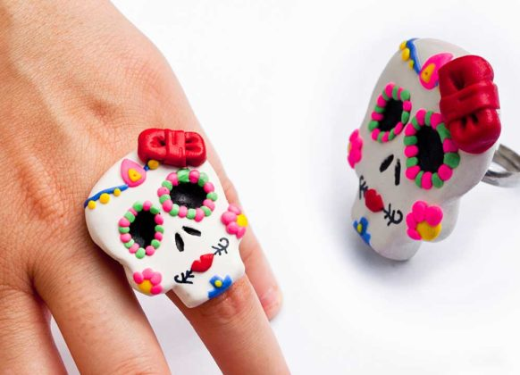Day of the Dead Jewelry 14