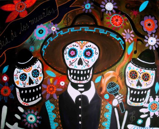 Day of the Dead Artwork 5