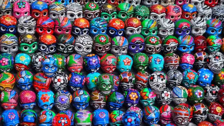 Day of the Dead Artwork 11