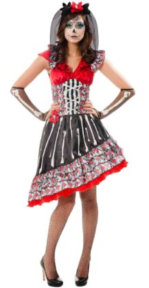 Day of the Dead Costumes 3