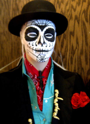 Day of the Dead Costumes 6