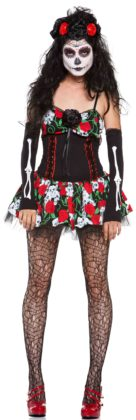 Day of the Dead Costumes 9