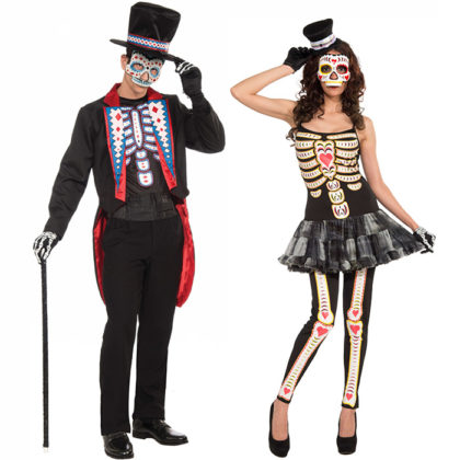 Day of the Dead Costumes 10