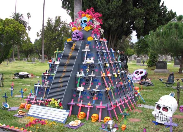 Day of the Dead Decorations 2