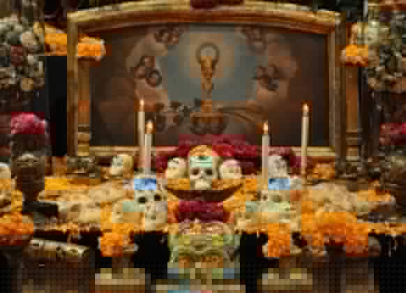 Day of the Dead Decorations 26