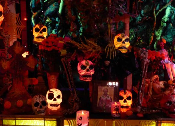 Day of the Dead Decorations 1
