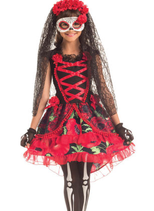 Day of the Dead Costumes 11