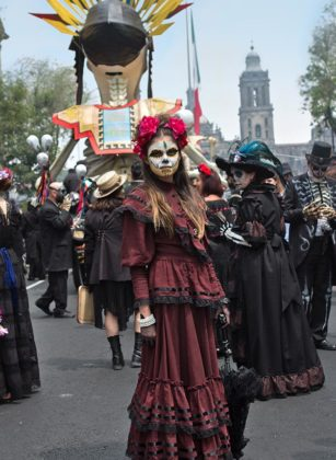 Day of the Dead Costumes 12