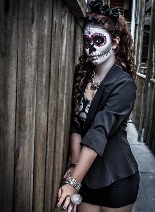 Day of the Dead Costumes 13
