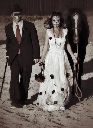Day of the Dead Costumes 15