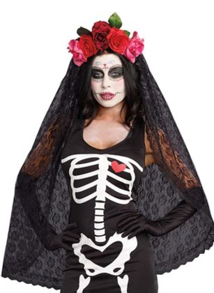 Day of the Dead Costumes 17