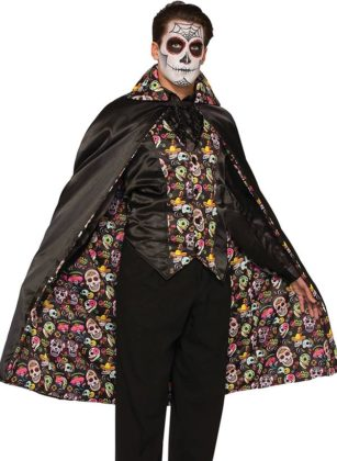 Day of the Dead Costumes 18