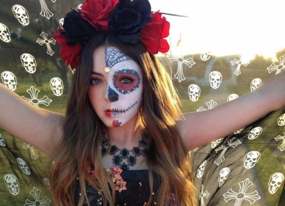 Day of the Dead Costumes 19