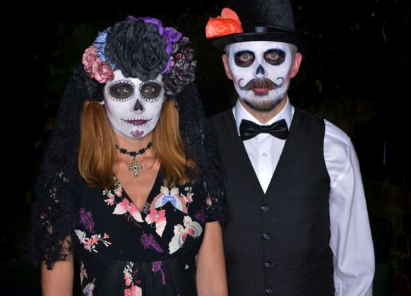 Day of the Dead Costumes 20