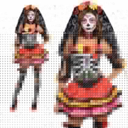 Day of the Dead Costumes 23