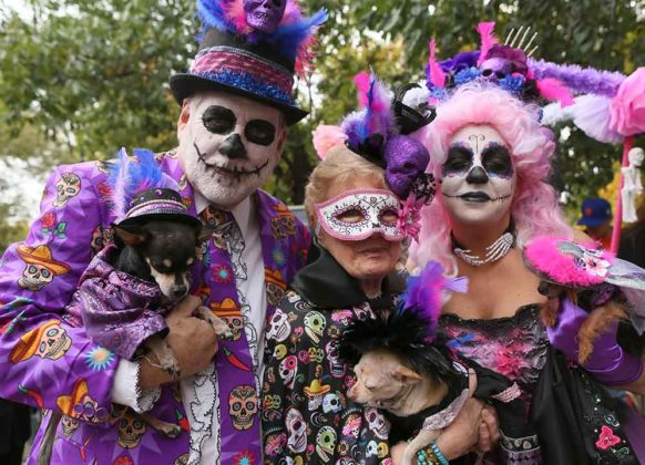 Day of the Dead Costumes 27