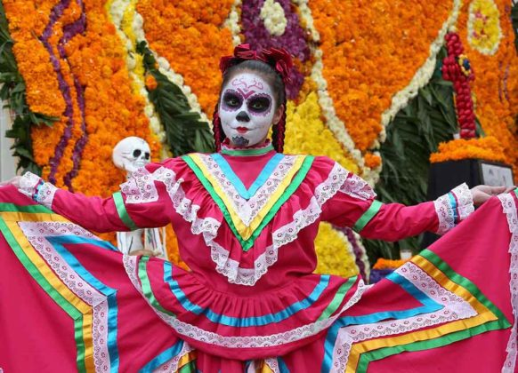 Day of the Dead Costumes 29