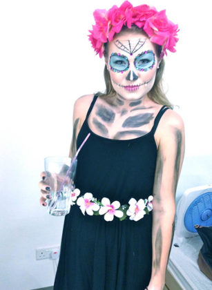 Day of the Dead Costumes 30
