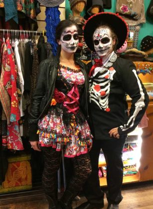 Day of the Dead Costumes 31